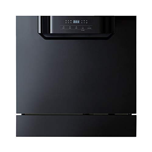 CLING Lavavajillas De Mesa,7 Grandes Programas De Lavado, Puede Lavar 8 Juegos De Vajilla con Gran Capacidad,Lavavajillas Inteligente