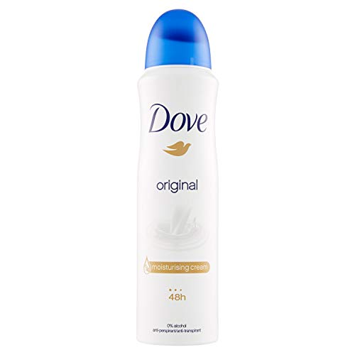 Dove Original Deodorante Spray, 150ml
