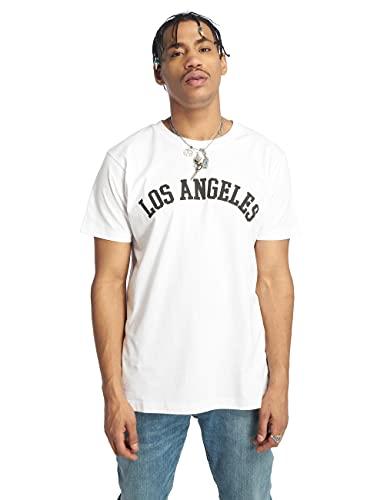 Mister Tee Los Angeles Tee, T-Shirt Men's, White, L