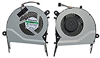 Power4Laptops Replacement Laptop Fan with Heatsink for Asus X75VD Asus X75VD1