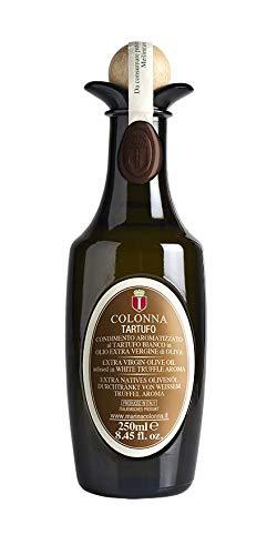 コロンナ【白トリュフオイル】エキストラバージンオリーブオイル「コロンナ」 250ml 【Colonna】Tartufo