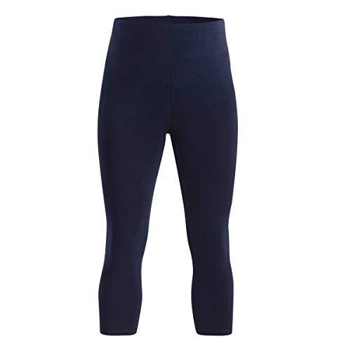 Noppies Damen Legging UTB Capri Berlin Umstandsleggings, Blau (Night Sky P277), 38 (Herstellergröße: M/L)