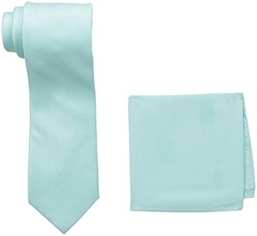Stacy Adams Men's Satin Solid Tie S…