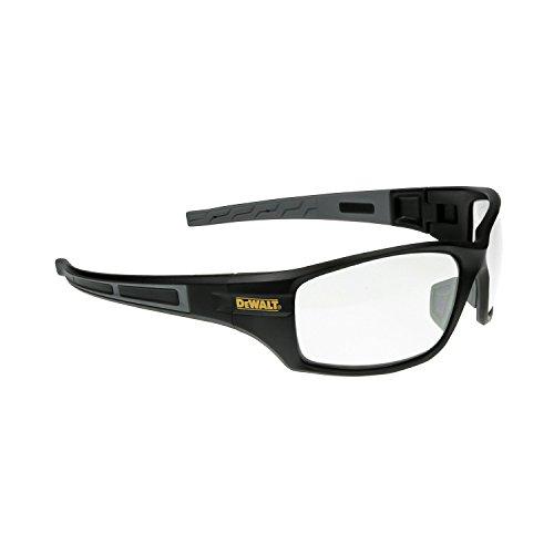 DEWALT DPG101-1D - Gafas de seguridad (lente transparente, 1 par), multicolor
