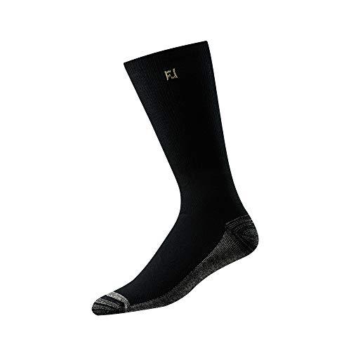 FootJoy Men's ProDry Crew Socks Black Size 7-12