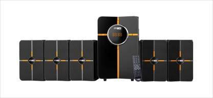 Altec Lansing AL-3002C 55 Watt 5.1 Channel Wireless Bluetooth Multimedia Speaker (Black)