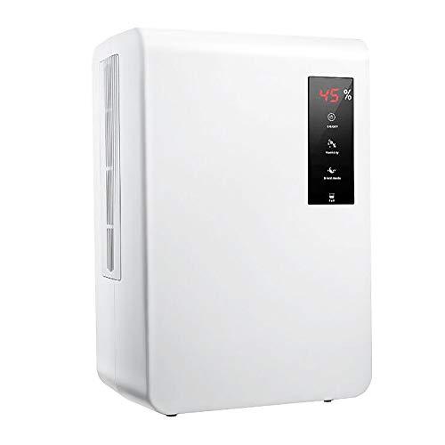 Lowest Price! HAJZF Intelligent Dehumidifier, 3L Large Capacity Water Tank, Dehumidification Capacit...