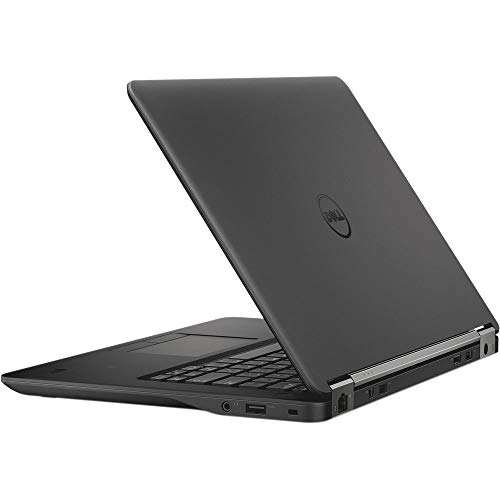 Dell Latitude E7450 14in HD High Performance Ultra Book Business Laptop NoteBook (Intel Dual Core i5 5300U, 8GB Ram, 256GB Solid State SSD, Camera, HDMI, WIFI) Win 10 Pro (Renewed)