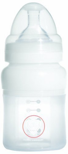Lowest Price! Prince Lionheart Medical Grade Silicone Bottle, 4oz