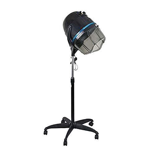 Ouumeis Secador De Casco Profesional Procesador De Cabello Vertical Portátil Temporizador Y Control De Temperatura De La Máquina De Peinado Altura Ajustable Secador De Pelo De Salón