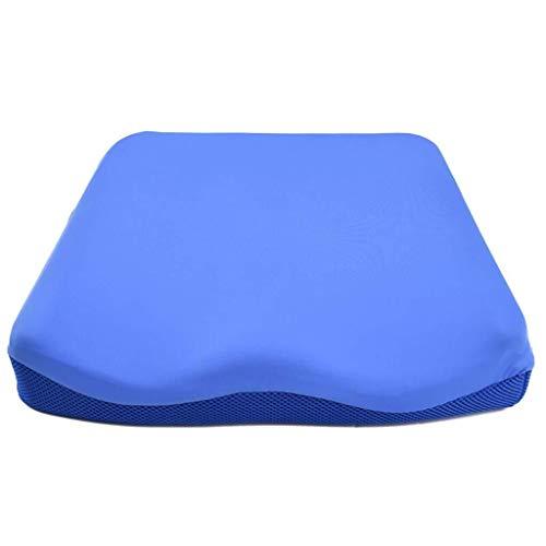 BXU-BG Gliwei Medical Wheelchair Air Cushion Can Prevent Bedsore, Memory Foam Orthopedic Surgery Relieve Relieve Sciatica Pain, Waist Waist Support Ergonomics Department of Orthopedics Design