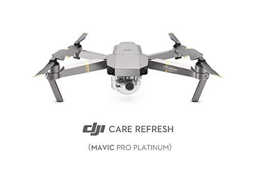 DJI Mavic Pro Platinum/Mavic Pro Platinum Combo Care Refresh - Garantía Seguro
