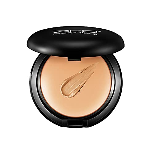 ZFC Foundation Makeup - Concealer Foundation Cream Long Lasting Waterproof Matte Foundation Full Coverage Nude Makeup BB CC Foundation, Even Skin Tone Makeup Base Prime (wheat)