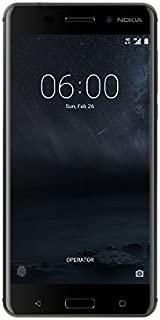 Nokia Nokia 6 Smartphone, 32 GB Dual SIM Black