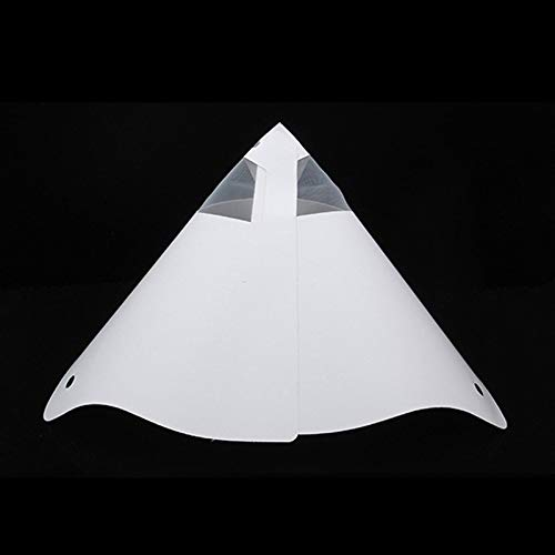 Buyshop 50Pcs Resin Thicken Paper Filter Disposable for Wanhao D7 SLA UV 3D Printer Parts Accessories Filament Filter