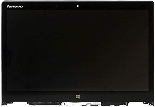 for Lenovo 14.0'' FHD LCD Screen Panel Touch Digitizer Assembly Yoga 3-14 1470 80JH 1920X1080