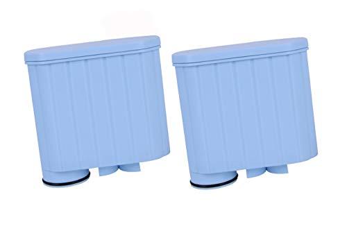 2 x waterfilter scandeel voor Saeco Xelsis Incanto Intelia Exprelia Pico Gran Baristo zoals Aqua Clean