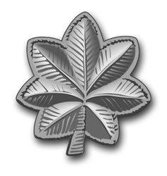 US Army Lieutenant Colonel Rank Insignia Vinyl Transfer Decal Sticker 3.8'