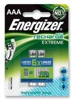 Best Price Square Battery, Extreme NI-MH AAA 800MAH 2PK 635000 by Energizer