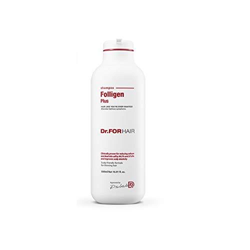 Dr.FORHAIR Folligen Plus Shampoo 16.91 fl.oz. Scalp Care Shampoo KOREA Beauty