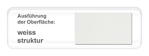 expendio hochwertiges Himmelbett, Metallbett Cady + Lattenrost + Matratze, Varianten, Doppelbett Singelbett Ehebett, Liegefläche:180 x 200 cm, Farben:weiß Struktur