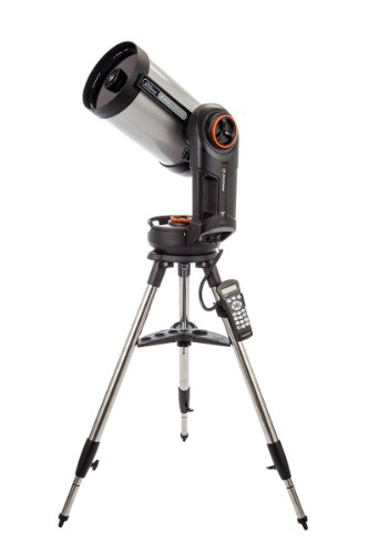 "Celestron - NexStar Evolution 8 WiFi Enabled Computerized Telescope - 8"" Schmidt-Cassegrain Telescope SCT - Control via Smartphone App - 10-Hour Lithium Battery - iPhone and Android Compatible"