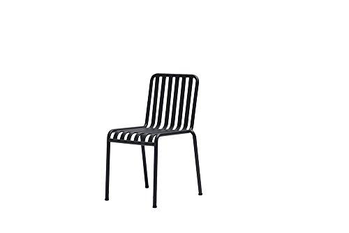 HAY - Palissade Chair - anthrazit - Ronan & Erwan Bouroullec - Design - Gartenstuhl
