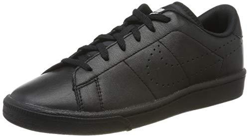 Nike Tennis Classic PRM GS 834123-001, Zapatillas de Tenis Unisex Adulto, Negro (Black 834123/001), 38 EU