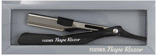 Feather FEATHER Nape Razor grau/schwarz, 1er Pack(1 x 31 g)