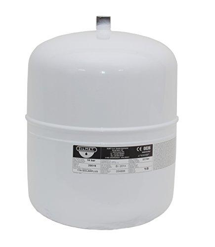 Membran Ausdehnungsgefäß Zilmet Zilflex Solar Plus 18 Liter weiß