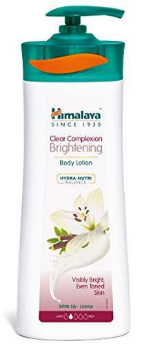 Himalaya Clear Complexion Brightening Body Lotion for Normal Skin (400 ml)