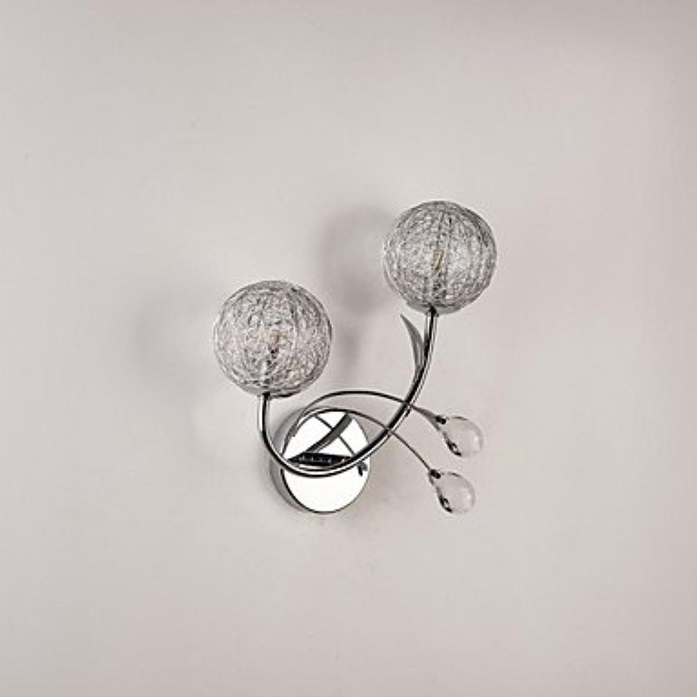 descuento de bajo precio RY Lámpara de parojo de moderno contemporáneo metal bombilla bombilla bombilla de cristal luz mini, 220-240v  40% de descuento