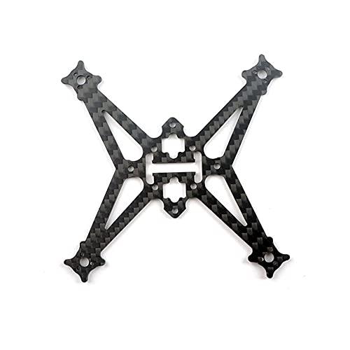 HHuin Happymodel Sailfly-X FPV Racer Drone Frame Kit Quadcopter Interasse 105mm Coperchio della Batteria del Portapacchi Stampato in 3D TPUHolder Accessorio