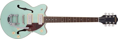 Gretsch G2655T-P90 Streamliner Center Block Jr. Double-Cut P90 Electric Guitar - Mint...