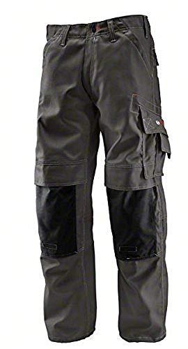 Bosch Professional 618800255 Pantalones, Gris, W42 L32