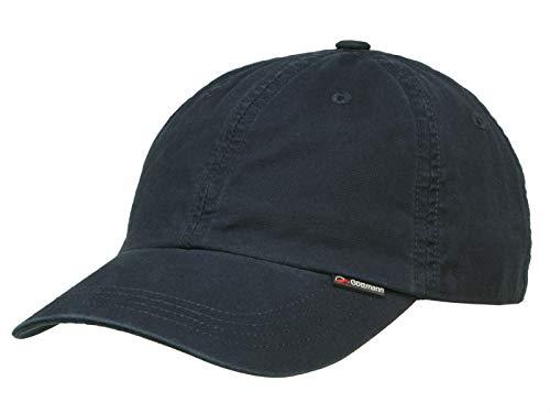 Göttmann Palma Baseballcap mit UV-Schutz aus Baumwolle - Marine (55) - 57 cm