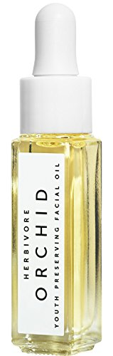Herbivore - Natural Orchid Facial Oil | Truly Natural, Clean Beauty (0.3 oz | 8 ml)