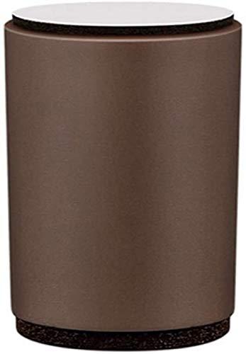 JYV 4 stücke Schranktisch Füße Sofa Base und Tischbein Möbel Rieger für Schrankbett Tischstuhl Beine Protector Möbelteile Möbelbeine (Color : Round)