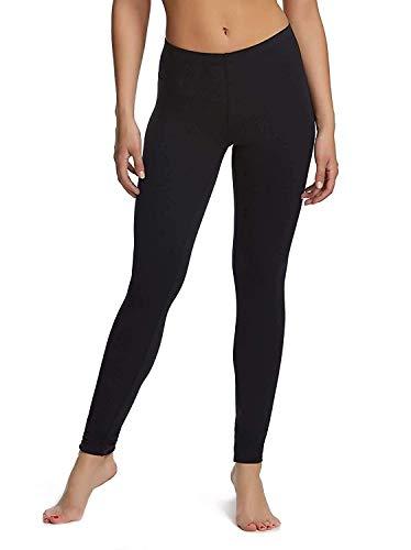 Felina Legging Velvety Super Soft Lightweight Black 2 Pack, X-Large