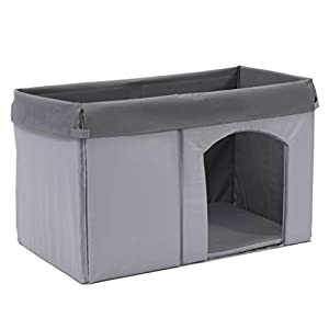 MidWest Homes for Pets Eilio Dog House Insulation Kit, Fits Medium Dog House Measuring 25.24L x 40.60W x 29.10H – Inches, 1-Year Manufacturer's Warranty