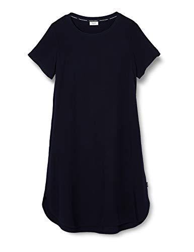 Marc O´Polo Denim Damen 056103821051 Kleid, Blau (Scandinavian Blue 834), Large (Herstellergröße: L)