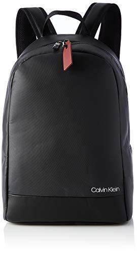 Calvin Klein Backpacks, Mochilas para Hombre, Black, One Size