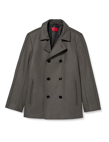 HUGO Herren Balno2041 Jacket, Charcoal (16), XXL