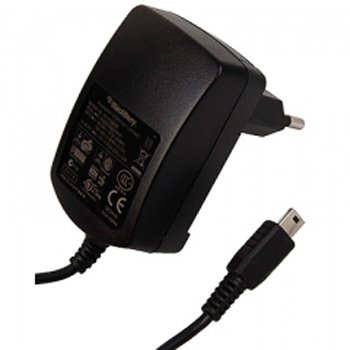 BlackBerry - Cargador de viaje PSM05R (ASY-07965-005) EU