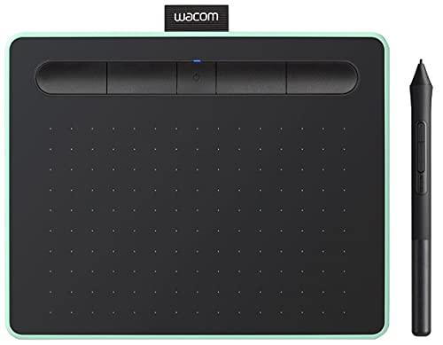 Wacom Intuos Creative Pen Tablet with Bluetooth - Small, Pistachio - Renewed