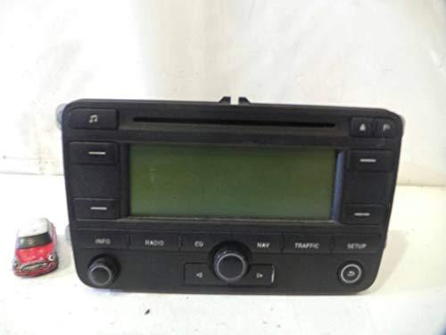 Sistema Audio/Radio Cd S Leon BLAUPUNKT5P0035191 7612002055 (usado) (id:velop1793277)
