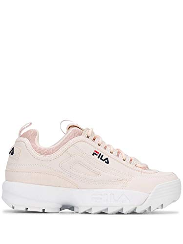 Luxury Fashion | Fila Dames 101030271Y Roze Leer Sneakers | Lente-zomer 20