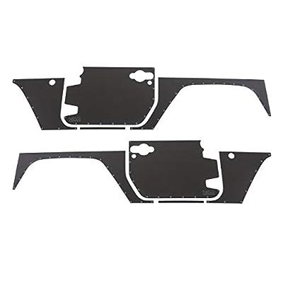 Smittybilt 76992 Black Mag-Armor Magnetic Trail Skin