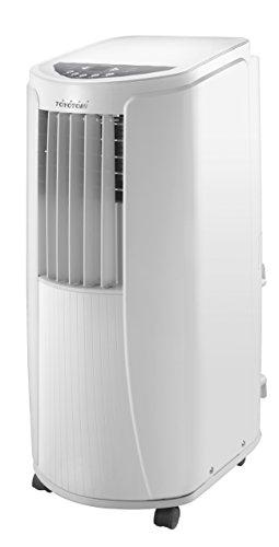 Toyotomi Tad-220 Portatile 3 in 1 (condizionatore, deumidificatore e Ventilatore) con Telecomando, 2.1 W, 220 V, Bianco, m3 25-35
