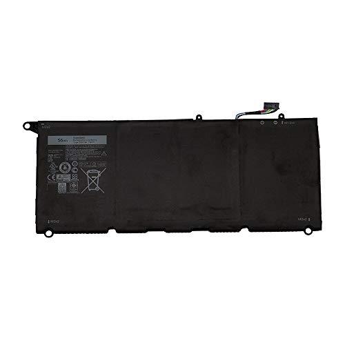 Szhyon Fit for Laptop Battery 90V7W JHXPY 090V7W JD25G Fit for Dell XPS 13 9343 9350 13D-9343 0N7T6 DIN02 P54G 0DRRP RWT1R 7.6V 56Wh 7300mAh